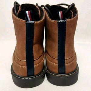 23e0a7b20af773 Tommy Hilfiger Shoes - Tommy Hilfiger Kids Ronald Style Cognac Boots